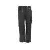 Black canvas premium guild trousers