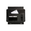 Black document compartment for Parat tool cases