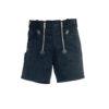 Black genoa corduroy guild shorts