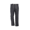 Black german leather guild trousers