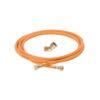 High-pressure propane hose