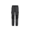 Anthracite and black kid's work trousers