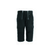 Black pirate style guild trousers