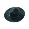 Small black bricklayer's hat
