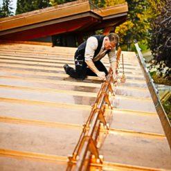 Standing Seam Roof Accessories