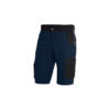Marine black bermuda shorts
